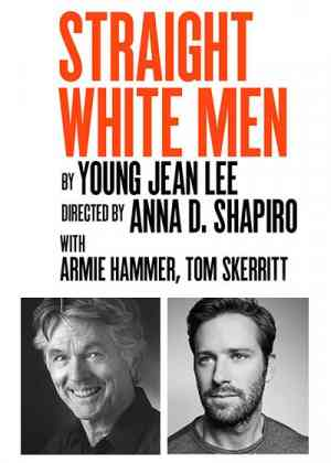 Straight White Men Poster