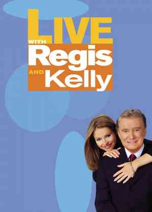 Live! with Regis and Kelly Poster