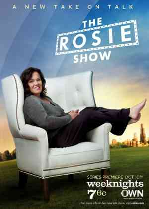 The Rosie Show Poster