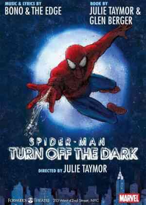 Spider-Man: Turn Off the Dark Poster