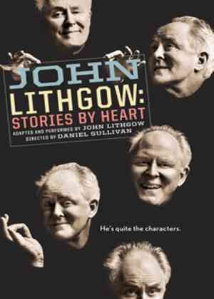 John Lithgow: Stories by Heart Poster