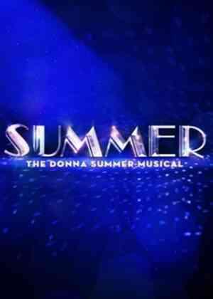 Summer: The Donna Summer Musical Poster