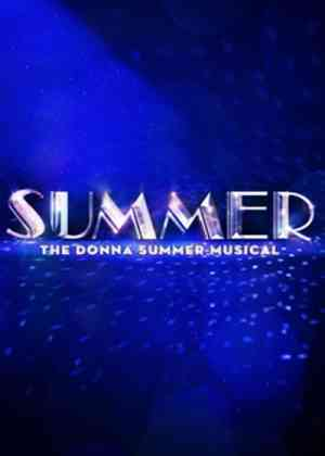 Summer: The Donna Summer Musical Poster
