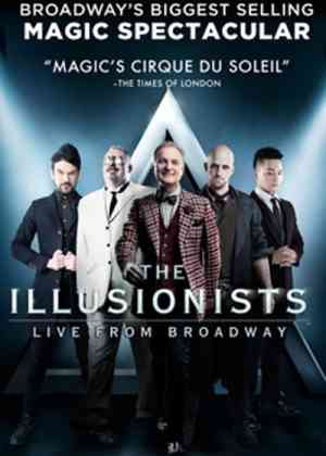 The Illusionists: Live on Broadway (2015) Poster