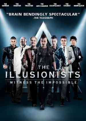 The Illusionists: Witness the Impossible (2014) Poster