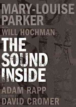 The Sound Inside Poster