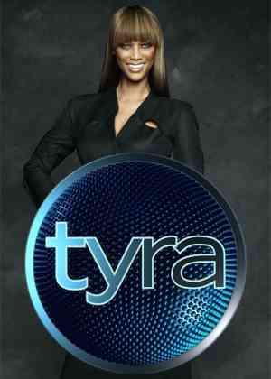 The Tyra Banks Show Poster