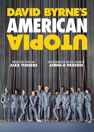 American Utopia 2020 Broadway show
