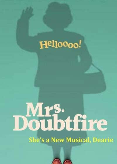 Mrs. Doubtfire Broadway show