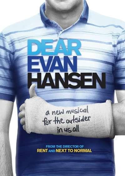 Dear Evan Hansen Broadway show