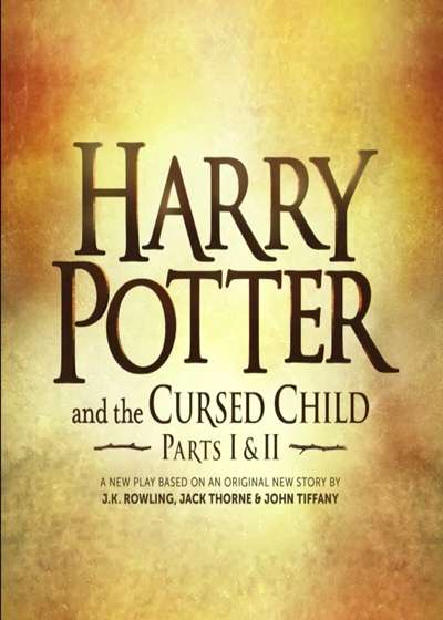 Harry Potter and the Cursed Child Broadway show
