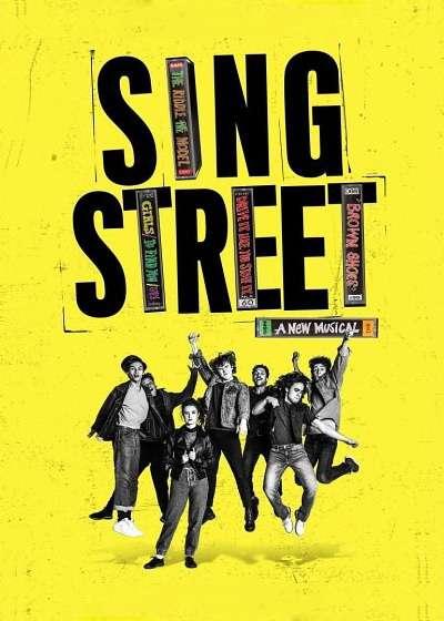 Sing Street Broadway show