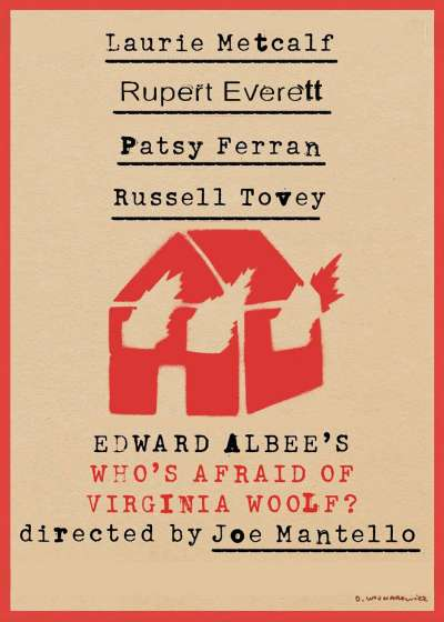 Who's Afraid of Virginia Woolf? Broadway show