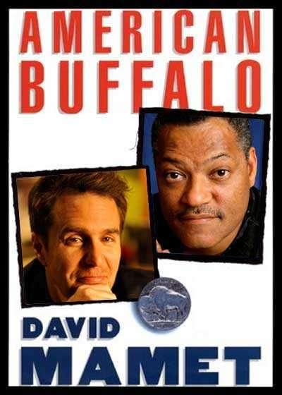 American Buffalo Broadway show