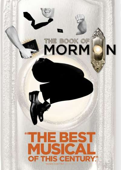 The Book of Mormon Broadway show