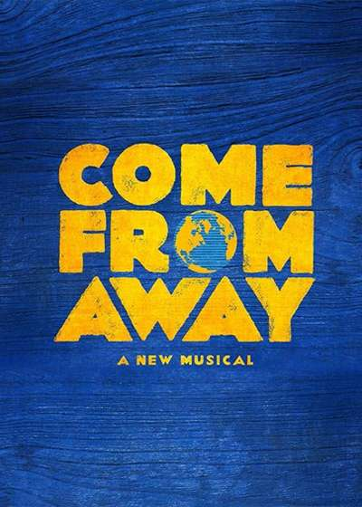 Come From Away Broadway show