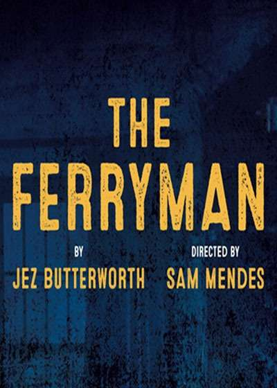 The Ferryman Poster