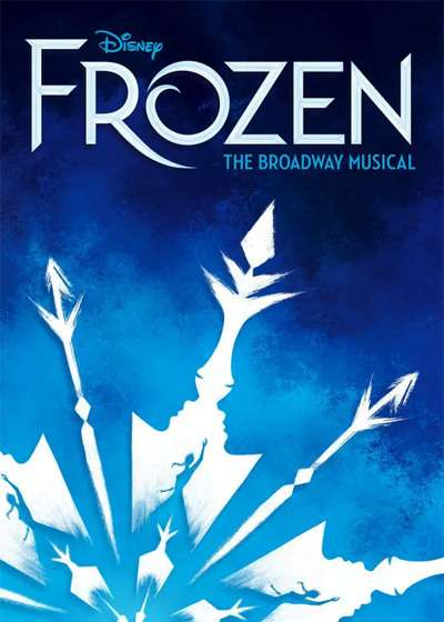 Frozen The Musical Broadway show