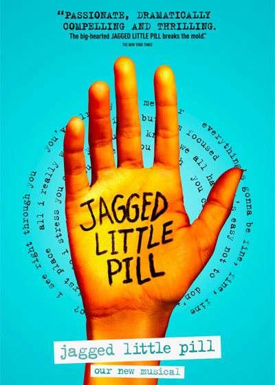 Jagged Little Pill Broadway show