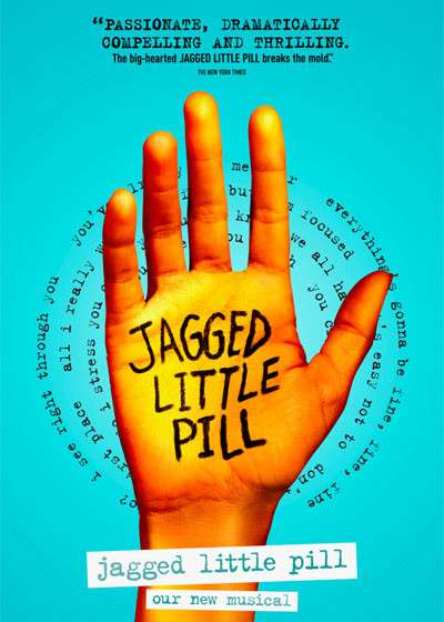 Jagged Little Pill Broadway show