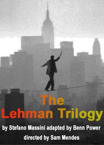 The Lehman Trilogy Broadway show