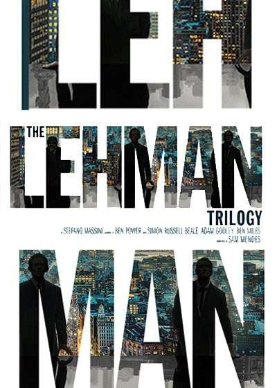 The Lehman Trilogy Broadway show