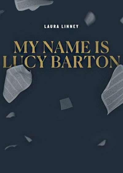 My Name is Lucy Barton Broadway show