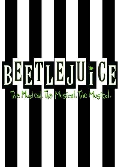 Beetlejuice Broadway show