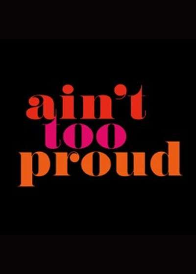 Ain't Too Proud - The Life and Times of the Temptations Broadway show