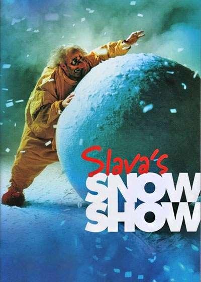 Slava's Snowshow Broadway show