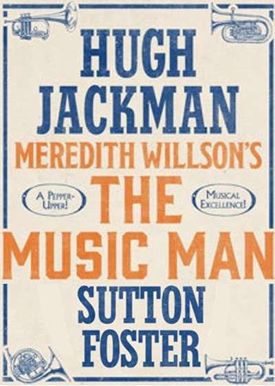 The Music Man Broadway show
