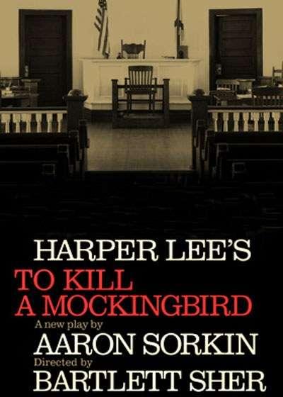 To Kill a Mockingbird Broadway show