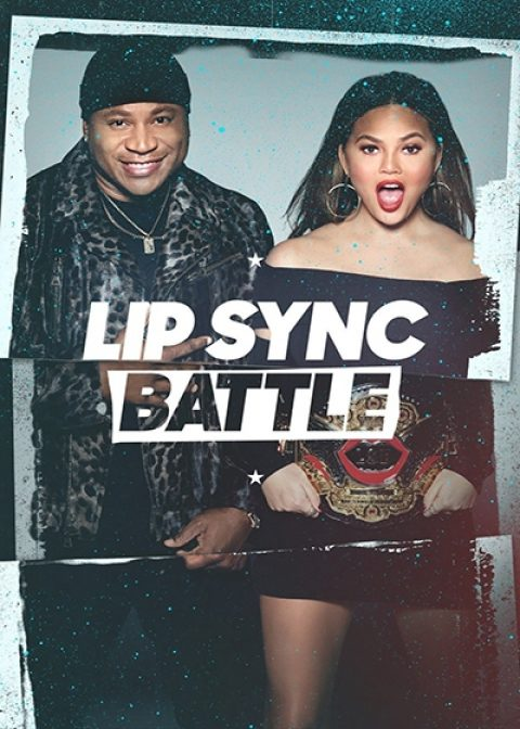 Lip Sync Battle Poster