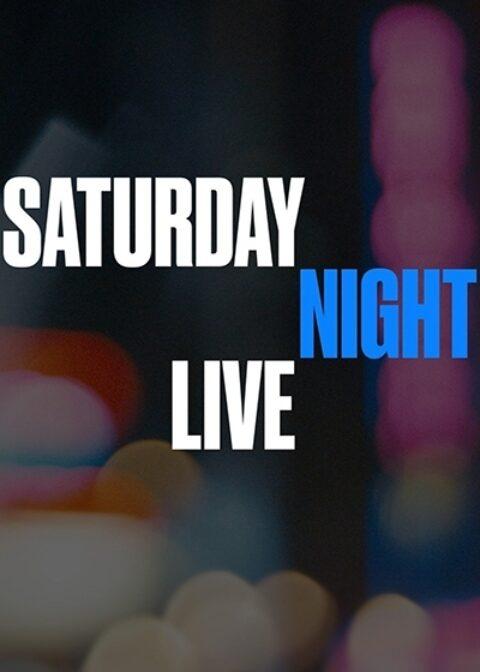 Saturday Night Live SNL Poster