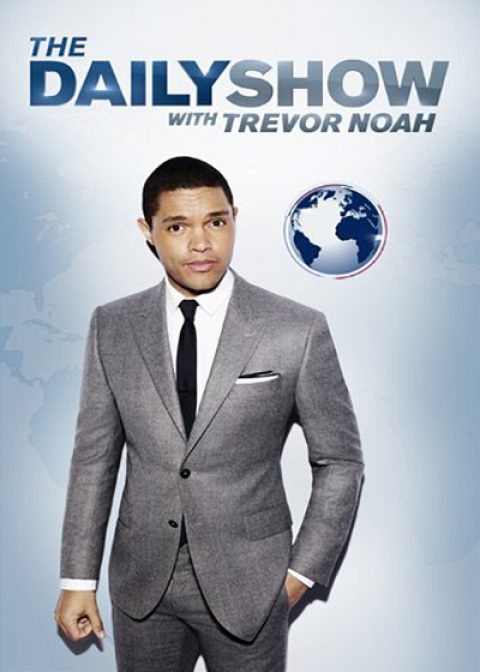 The Daily Show with Trevor Noah Poster