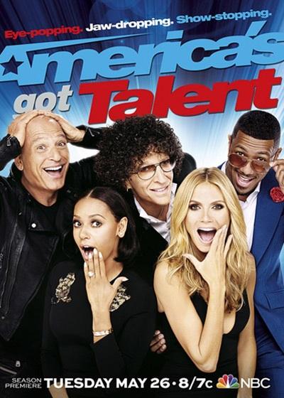 America's Got Talent (NY, NJ) Show Poster