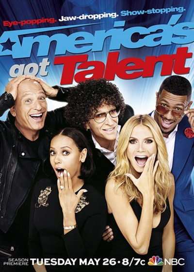 America's Got Talent (NY, NJ) Show Poster
