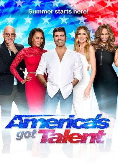 America's Got Talent (LA) Show Poster