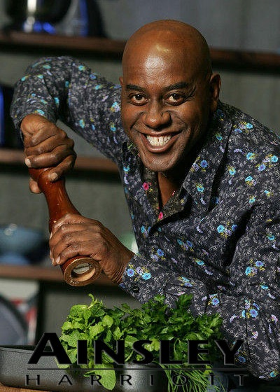 Ainsley Harriot Show Poster