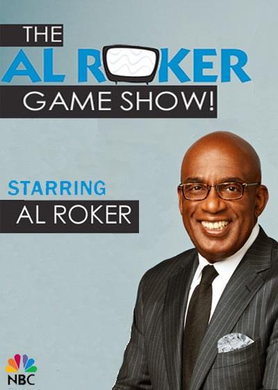 Al Roker Show Poster