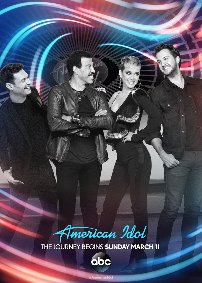 American Idol 2018 Show Poster