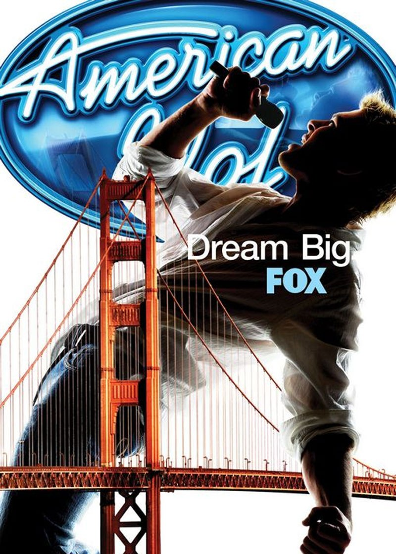 American Idol Show Poster