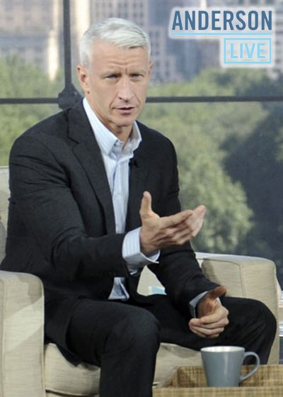 Anderson Cooper Show Poster