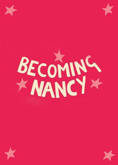 Becoming Nancy Poster