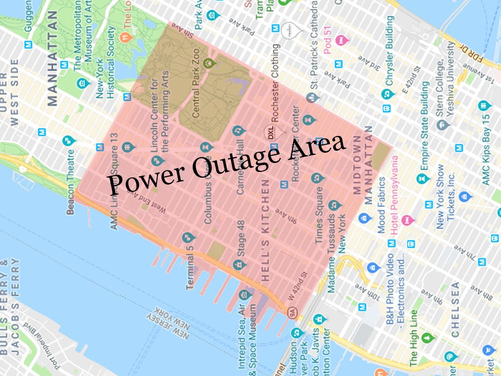 NYC Power Outage Inline