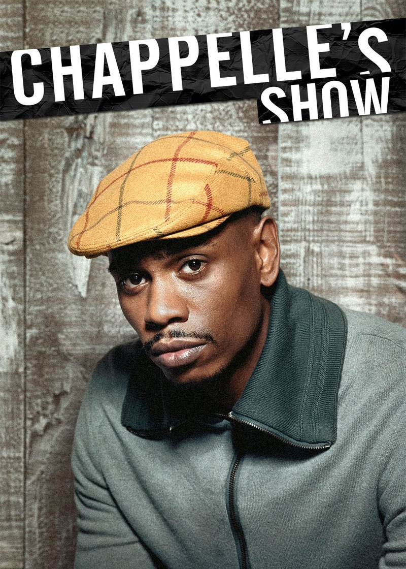 Dave Chappelle Show Poster