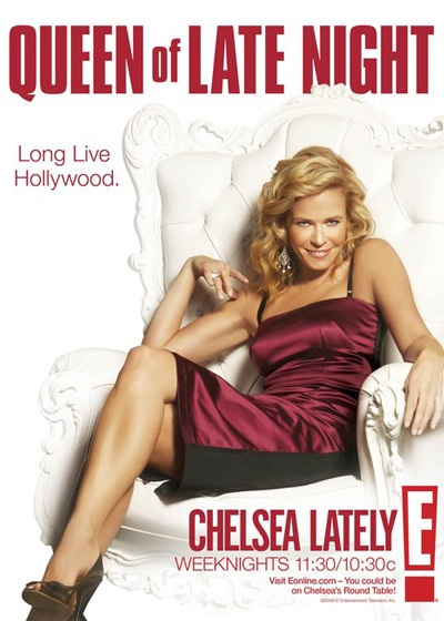 Chelsea Lately Show Poster