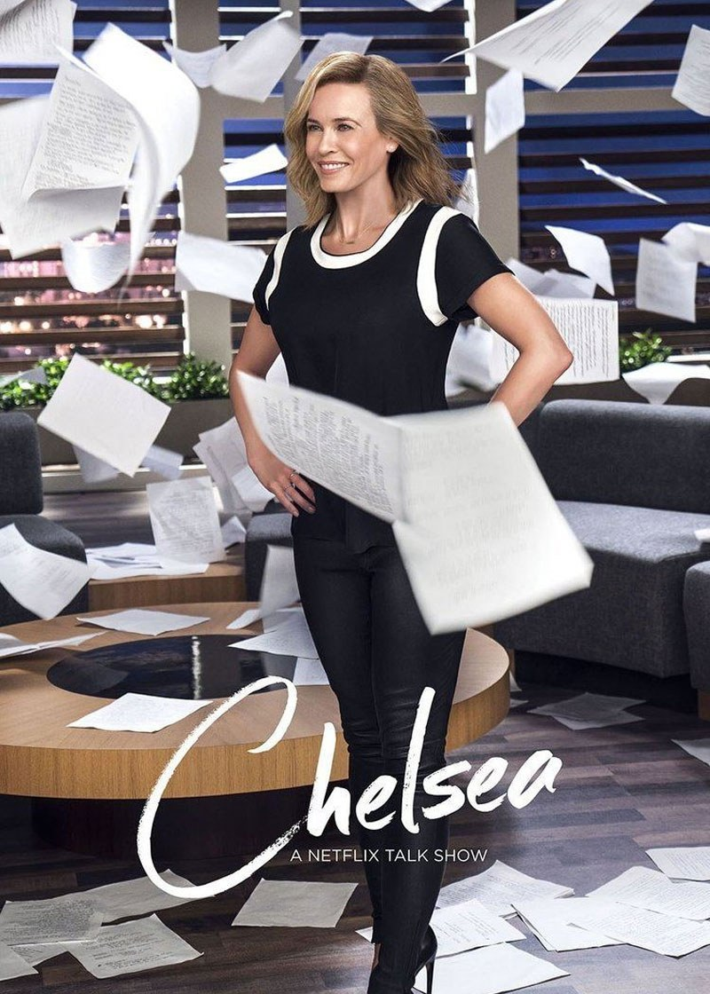 Chelsea Show Poster