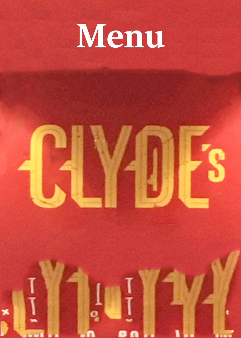 Clyde's Poster