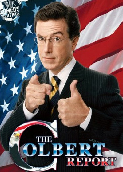 Colbert Report Show Poster